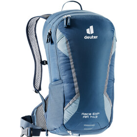 deuter Race EXP Air Backpack 14+3l, marine/dusk